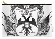 Russia: Coat Of Arms Carry-all Pouch