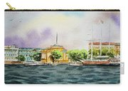 Russia Saint Petersburg Neva River Carry-all Pouch