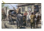 Russia: Siberia, 1882 Carry-all Pouch