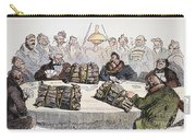 Russian Cartoon, 1854 Carry-all Pouch