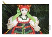 Russian Folk Ornament Carry-all Pouch