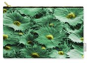Russian Silverberry Leaf  Carry-all Pouch