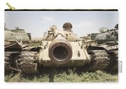 Russian T-54 And T-55 Main Battle Tanks Carry-all Pouch