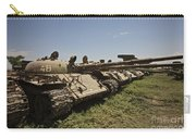 Russian T-62 Main Battle Tanks Rest Carry-all Pouch