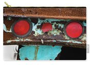 Rusted Blue Taillight Carry-all Pouch