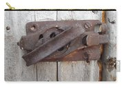 Rusted Latch Carry-all Pouch