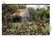 Rustic Cactus Abandoned Barn Carry-all Pouch