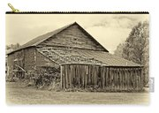 Rustic Charm Sepia Carry-all Pouch