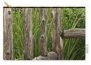 Rustic Seating Carry-all Pouch