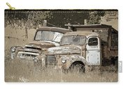 Rustic Trucks Carry-all Pouch