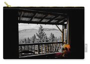 Rustic View Of The Great Outdoors Carry-all Pouch