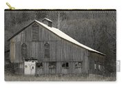 Rustic Weathered Mountainside Cupola Barn Carry-all Pouch