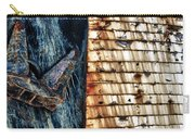 Rusting Boat Anchor Carry-all Pouch