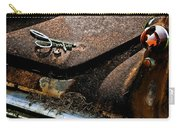 Rusty Impe Carry-all Pouch by DigiArt Diaries by Vicky B Fuller