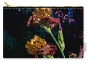 Rusty Petals Carry-all Pouch
