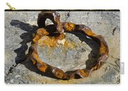Rusty Ring Carry-all Pouch