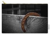 Rusty Shoe Carry-all Pouch