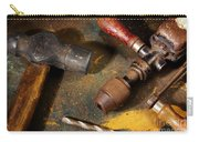 Rusty Tools Carry-all Pouch