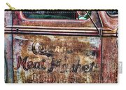 Rusty Truck Door Carry-all Pouch