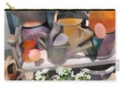 Rusty Watering Cans Carry-all Pouch