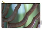 Rusty Windchimes Carry-all Pouch