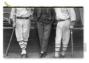 Ruth, Dunn And Bentley Carry-all Pouch