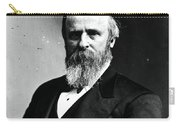 Rutherford B. Hayes, 19th American Carry-all Pouch
