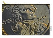 Sacagawea 2001 Carry-all Pouch
