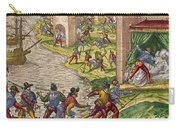 Sack Of Cartagena, C1544 Carry-all Pouch