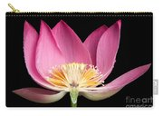 Sacred Lotus Nelumbo Nucifera Carry-all Pouch