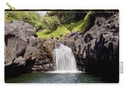 Sacred Pool Waterfall Carry-all Pouch
