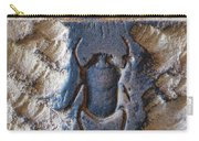 Sacred Scarab. Carry-all Pouch by JSM Fine Arts John Malone