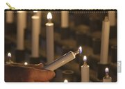 Sacrificial Candles 3 Carry-all Pouch
