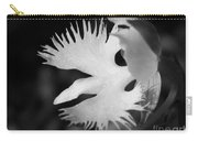 Sagi-so Or Crane Orchid Named Japanese Egret Flower Carry-all Pouch