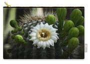 Saguaro Cactus Blooms  Carry-all Pouch