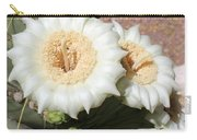 Saguaro Cactus Flowers Carry-all Pouch