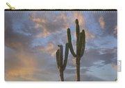 Saguaro Carnegiea Gigantea Cacti, Cabo Carry-all Pouch