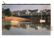 Sailboats And Harbor Waterfront Reflections Carry-all Pouch
