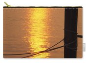 Sailboats At Sunset Carry-all Pouch