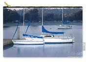 Sailboats San Diego Carry-all Pouch
