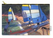 Sailboats South Of France Carry-all Pouch