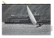 Sailing Boat And Passenger Boat Carry-all Pouch