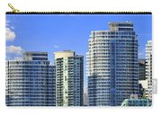 Sailing In Toronto Harbor Carry-all Pouch