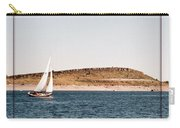 Sailing On Carter Lake Carry-all Pouch