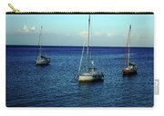 Sailing The Blue Waters Of Greece Carry-all Pouch
