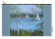 Sailing The Delaware Carry-all Pouch