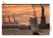 Sailing To Liberty  Carry-all Pouch