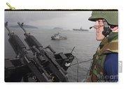 Sailor Mans A .50-caliber Machine Gun Carry-all Pouch