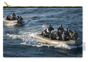 Sailors Participate In A Visit, Board Carry-all Pouch