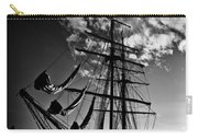 Sails In The Sunset Carry-all Pouch by Hakon Soreide